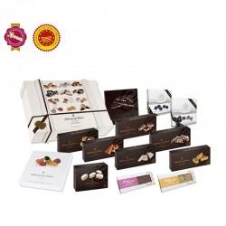 Baule Assortimento Speciale di Torrone, Cioccolato e Dolci
